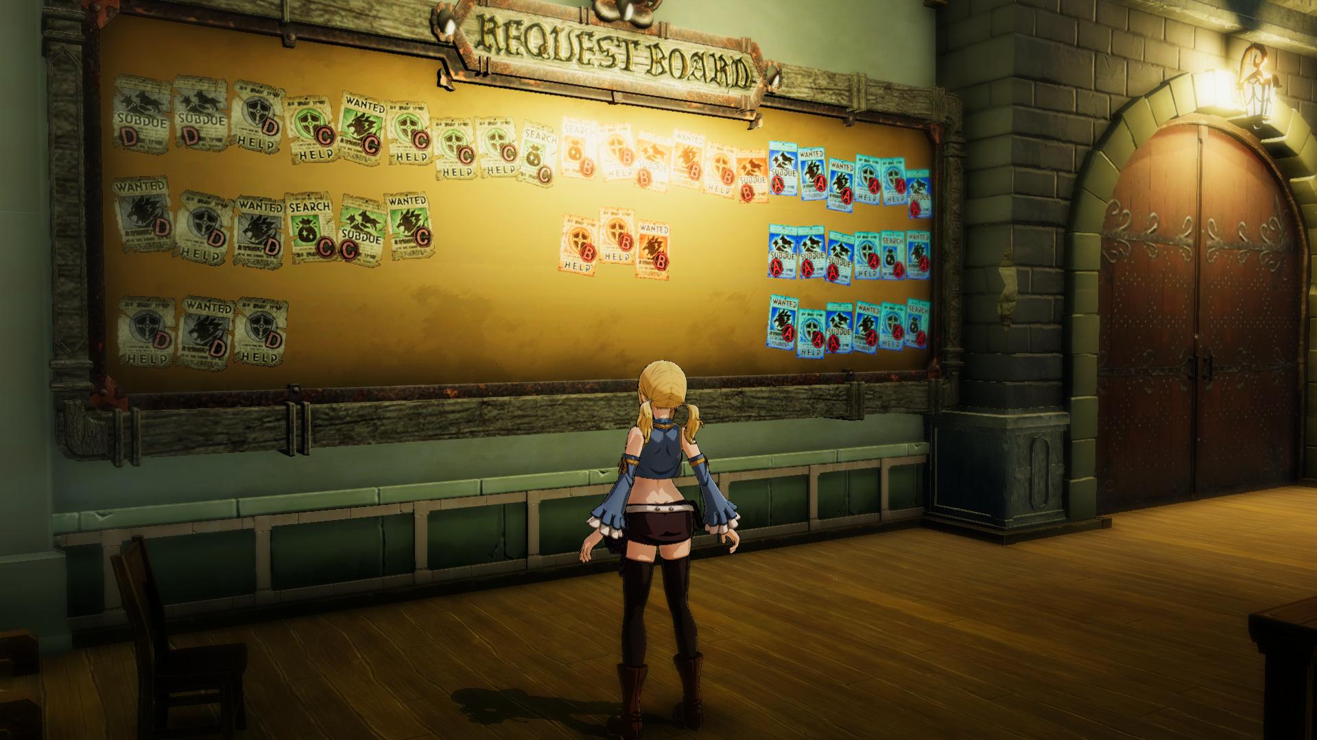 Fairy Tail Screen 11