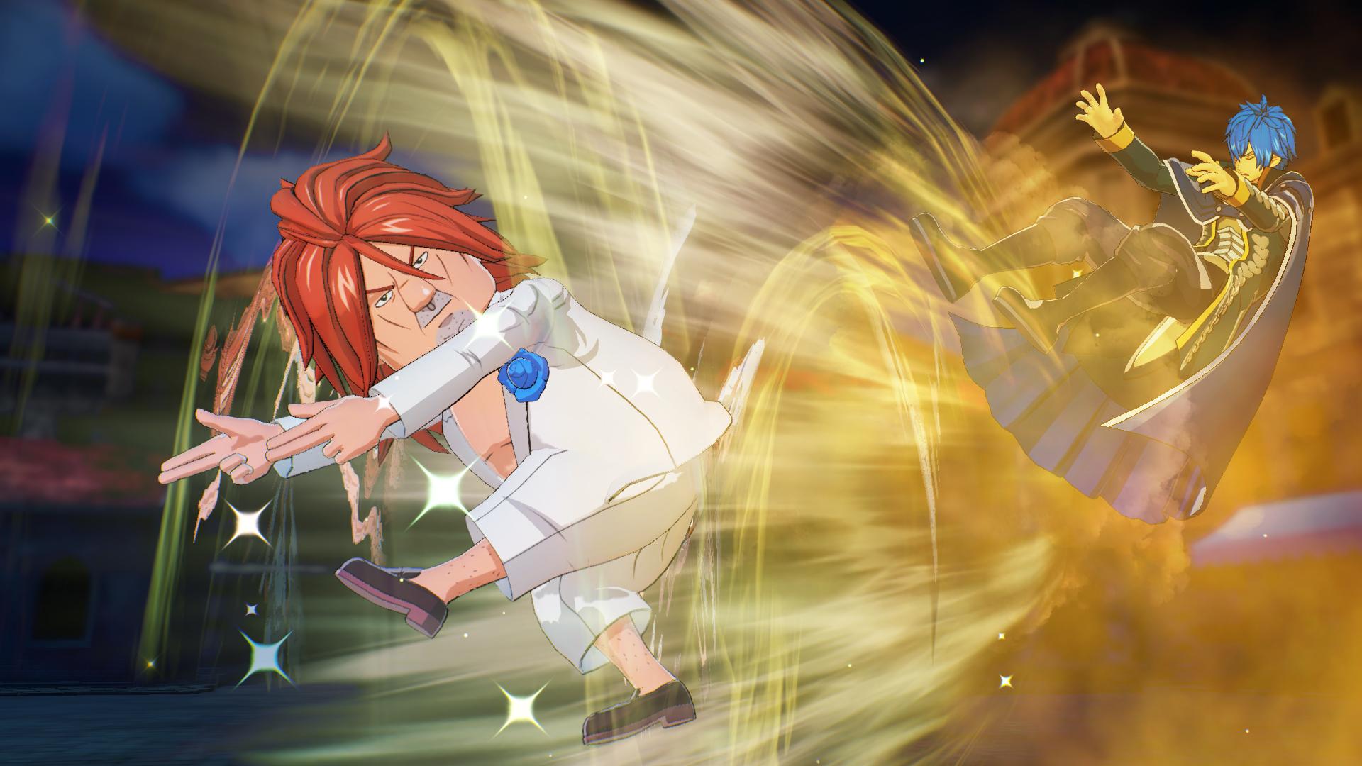 Fairy Tail Screen 4