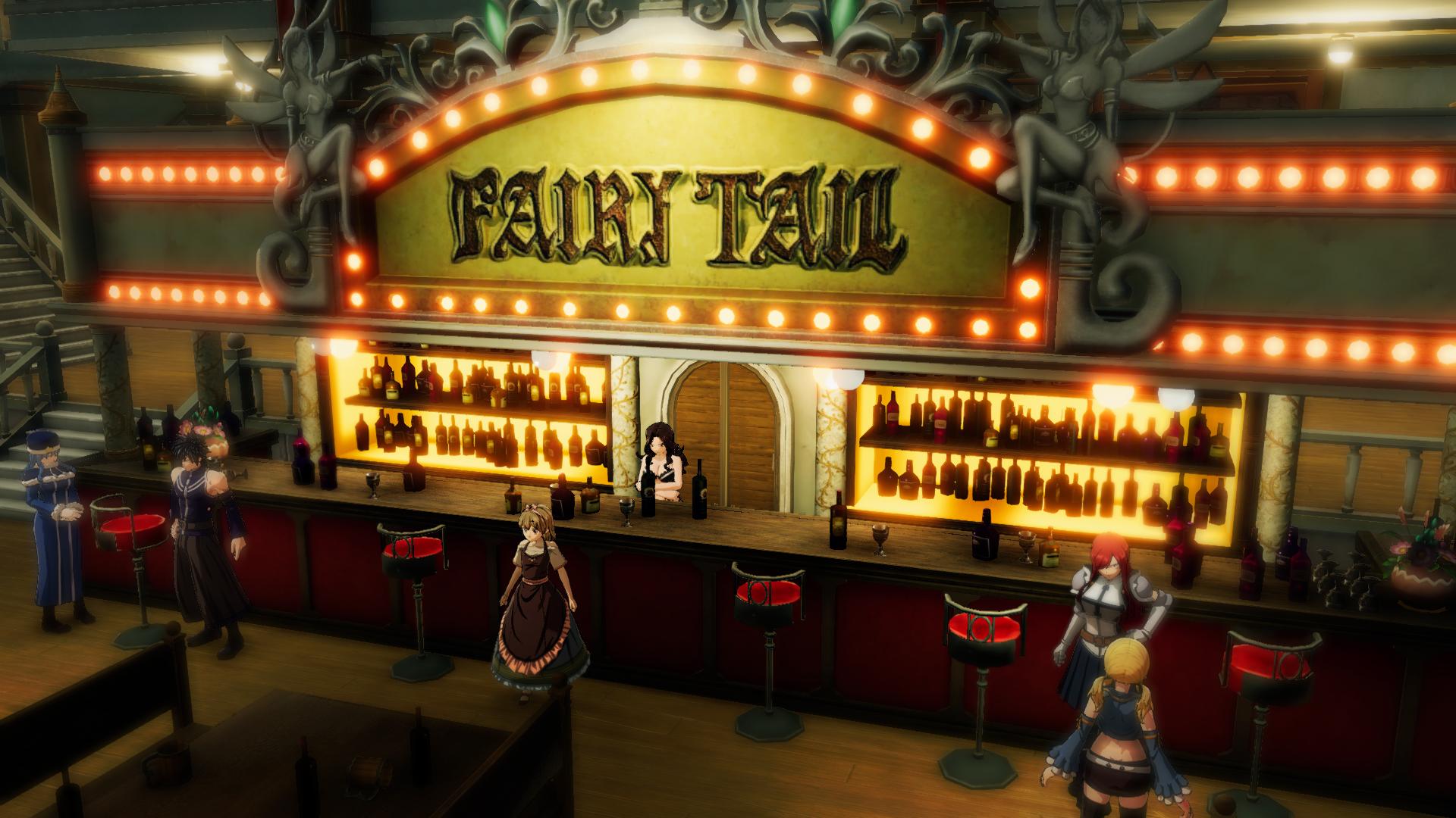 Fairy Tail Screen 7