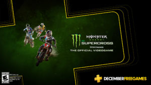 Monster Energy Supercross — The Official Videogame PlayStation Plus
