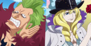 One Piece Pirate Warriors 4 Bartolomeo and Cavendish Banner