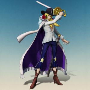 One Piece Pirate Warriors 4 Cavendish Render
