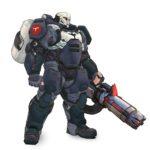 Overwatch 2 Concept Talon Heavy Assault
