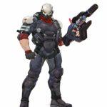 Overwatch 2 Concept Talon Trooper