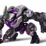 Overwatch 2 Null Sector Behemoth