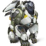 Overwatch 2 Winston Concept Art