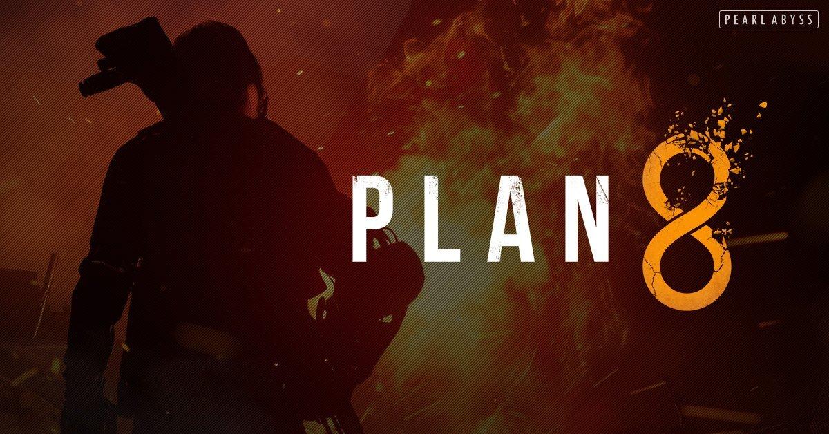 PLAN 8 Banner
