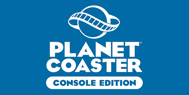 Planet Coaster Console Edition Banner