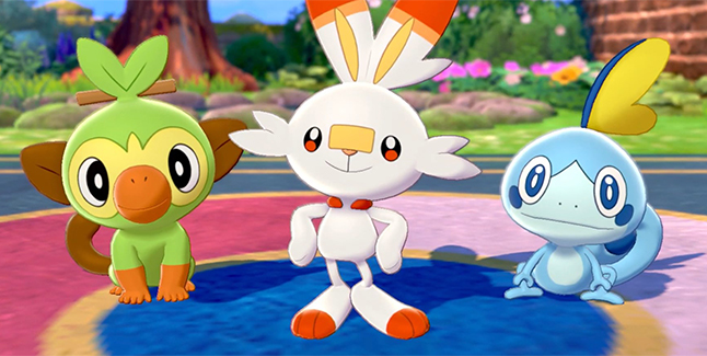 Pokemon Sword and Shield Banner