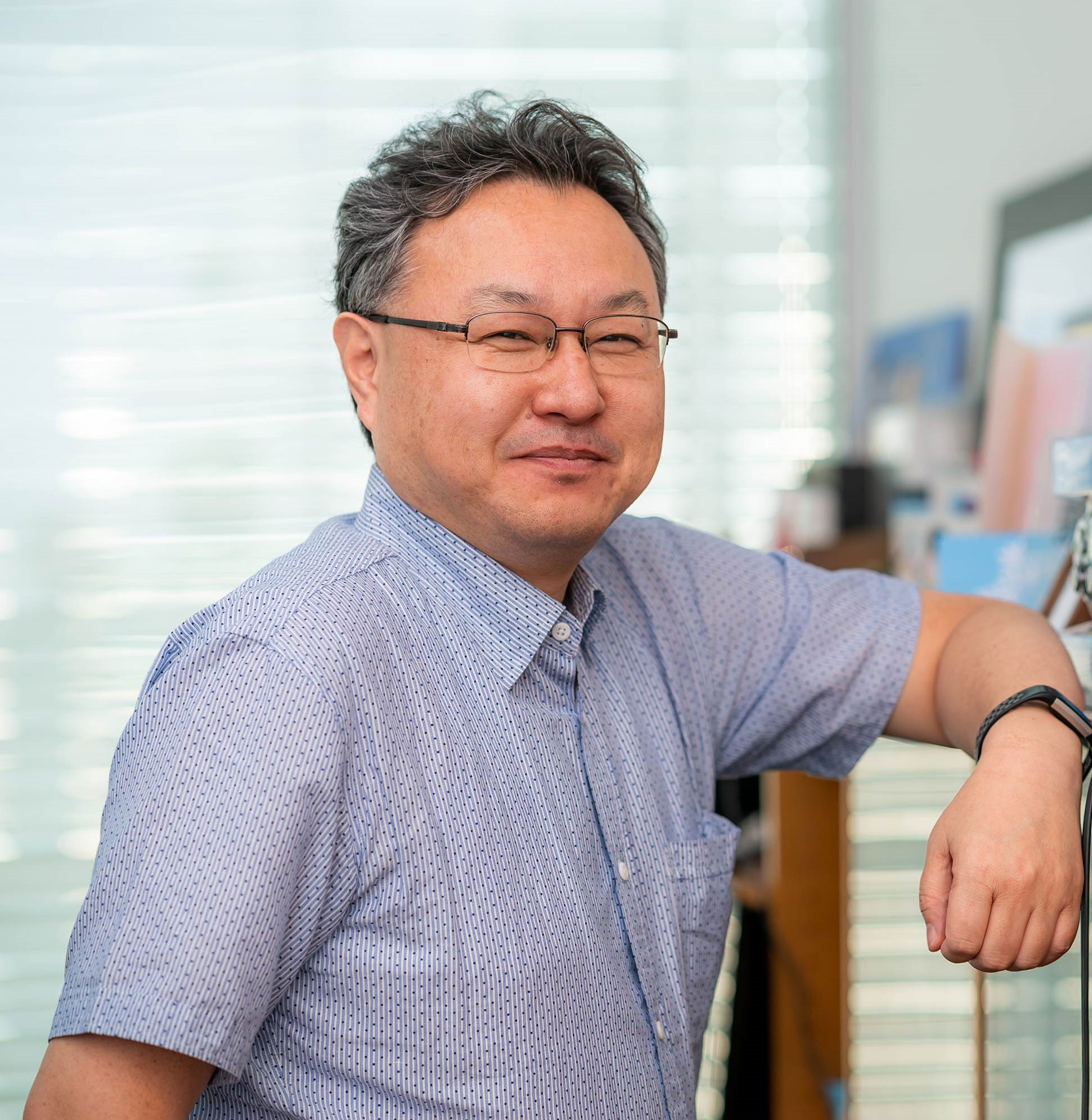 Shuhei Yoshida Photo