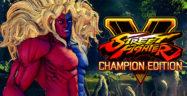 Street Fighter V Champion Edition Banner