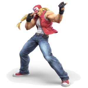 Terry Bogard From the Fatal Fury Series Joins Super Smash Bros. Ultimate