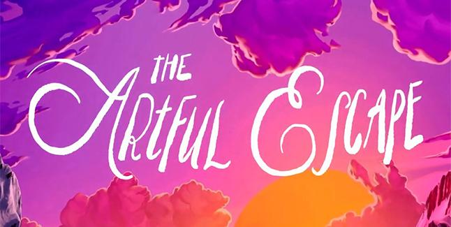 The Artful Escape Banner