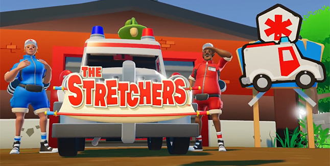 The Stretchers Banner