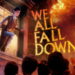 We Happy Few DLC We All Fall Down Victoria Key Art