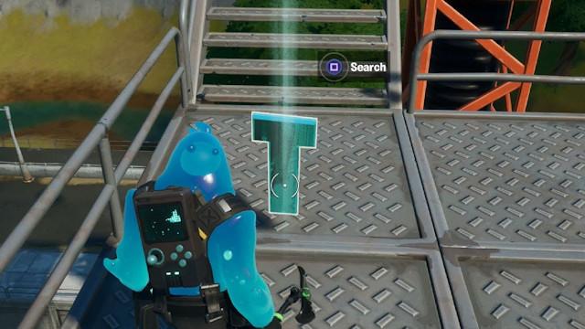 Fortnite Chapter 2 Hidden T Letter Location
