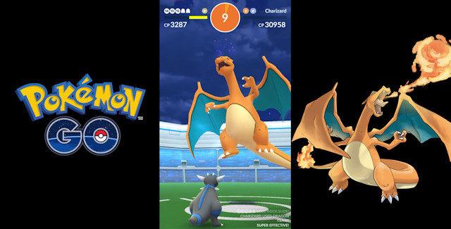 Pokemon Go Charizard Solo Raid Guide