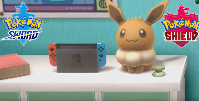 Pokemon Sword and Shield Easter Eggs
