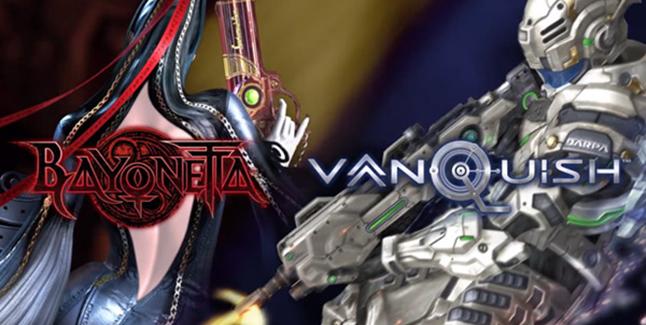 Bayonetta & Vanquish Bundle Banner