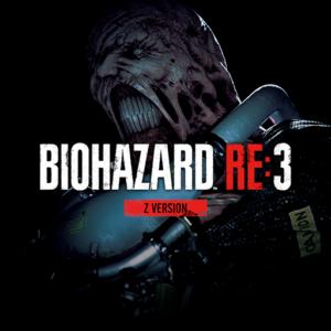 Biohazard RE3 Z Version Cover