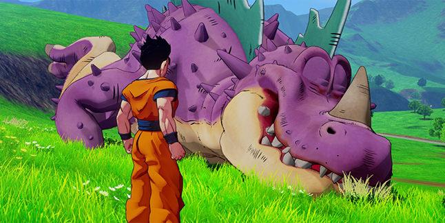 Dragon Ball Z Kakarot Banner