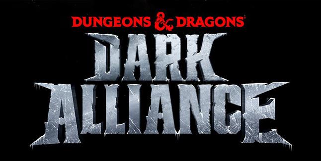 Dungeons & Dragons Dark Alliance Logo