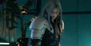 Final Fantasy VII Remake Sephirot Banner
