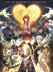 Kingdom Hearts III Fan Art