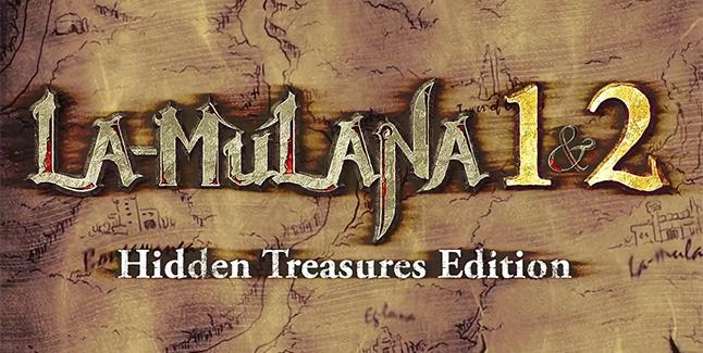 La-Mulana 1 & 2 Banner