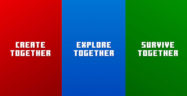 Minecraft is Better Together - Bedrock Version Banner