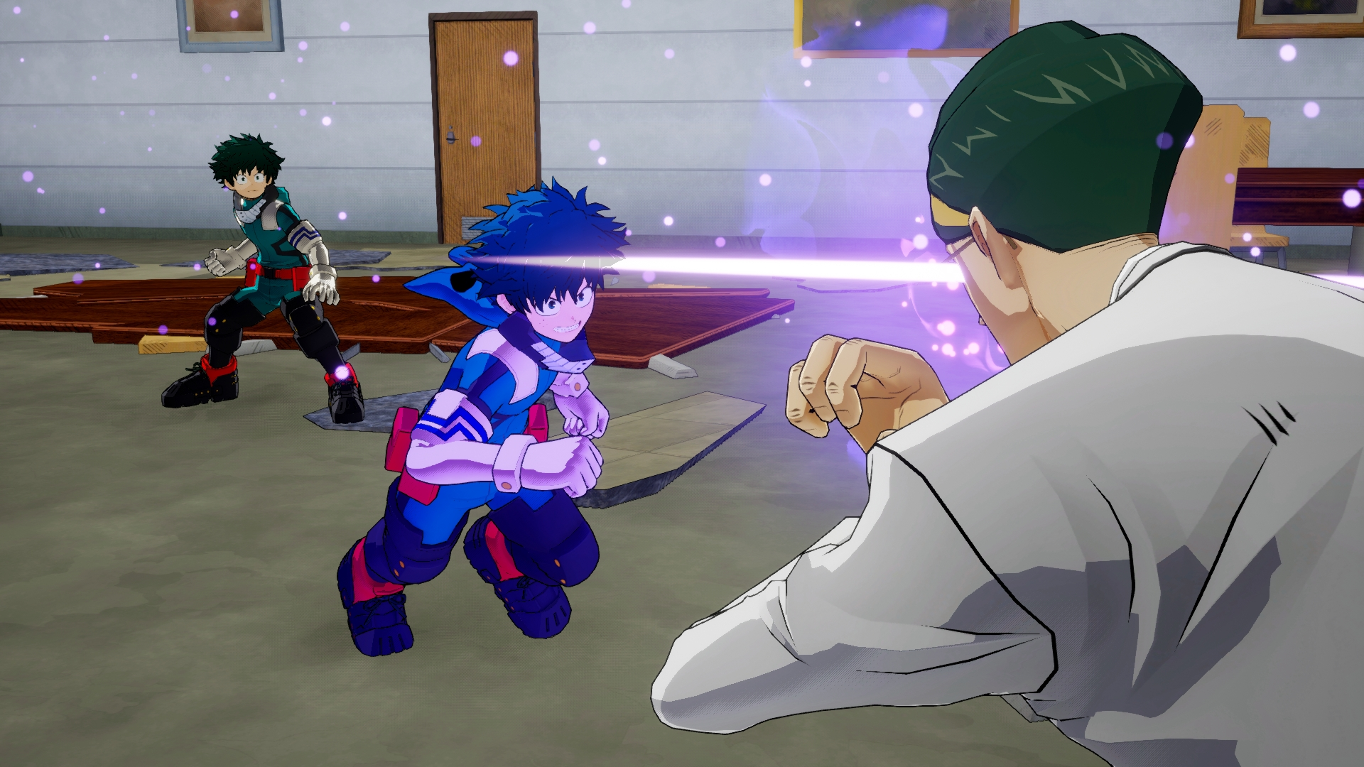 My Hero One's Justice 2 Screen 7