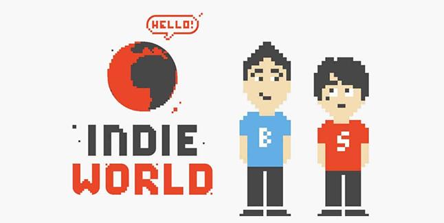 Nintendo Indie World Banner