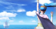 One Piece Pirate Warriors 4 Alabasta Vivi Banner