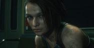 Resident Evil 3 Jill Valentine Banner