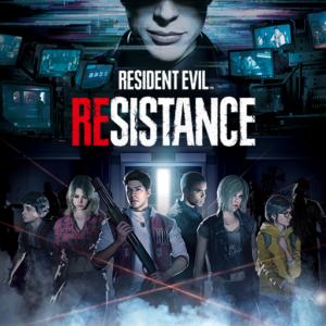 Resident Evil Resistance Cover