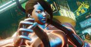 Street Fighter V Champion Edition Seth Banner
