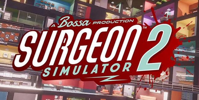 Surgeon Simulator 2 Banner