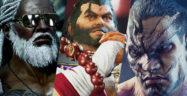 Tekken 7 Leroy Smith Ganryu and Fahkumram Banner