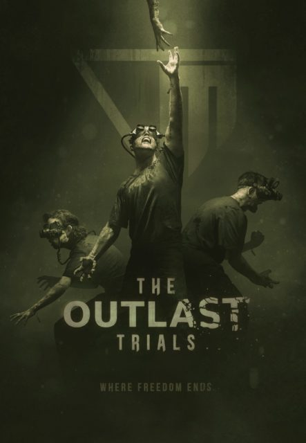 The Outlast Trials Poster