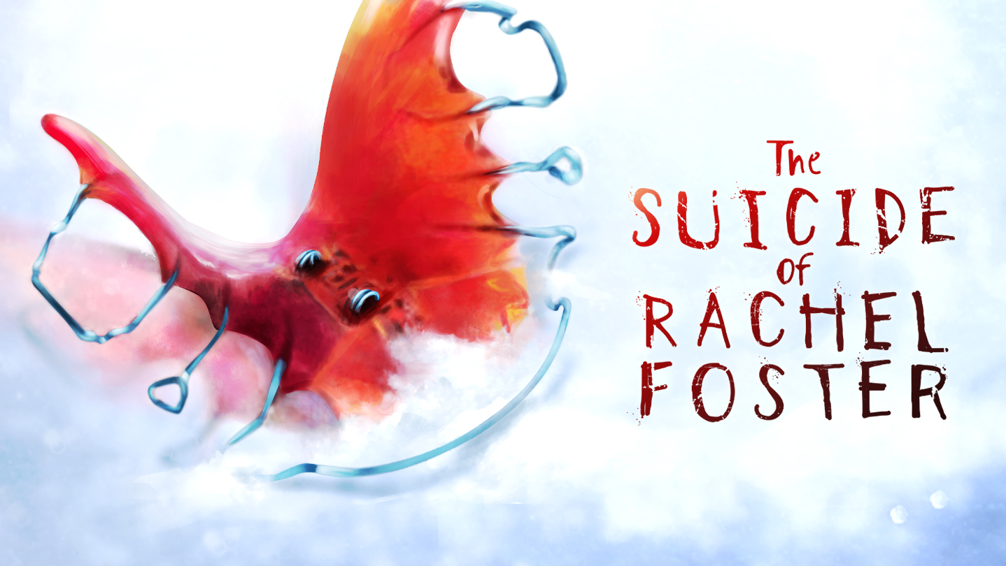 The Suicide of Rachel Foster Promo Banner