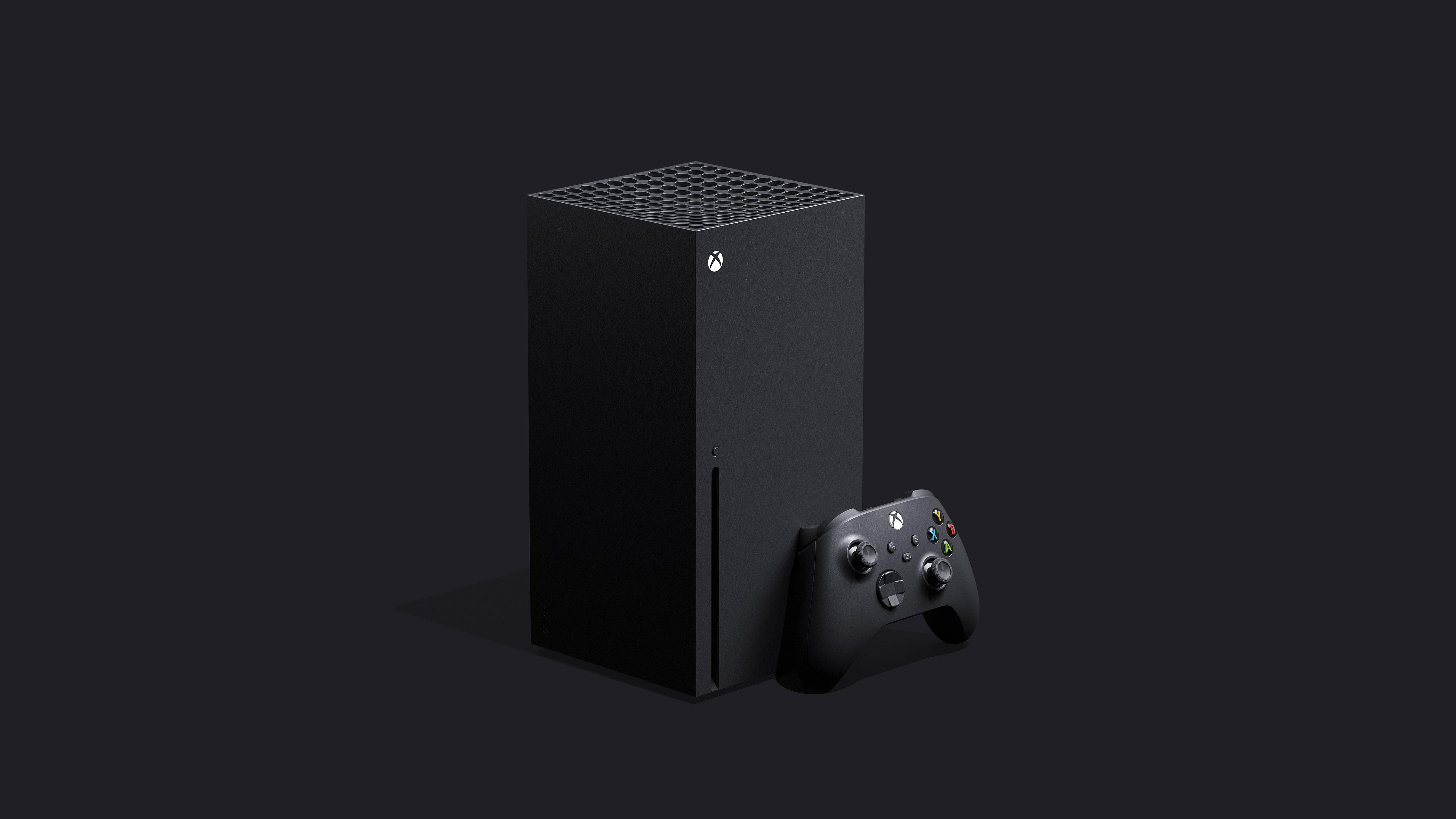 Xbox Series X Render
