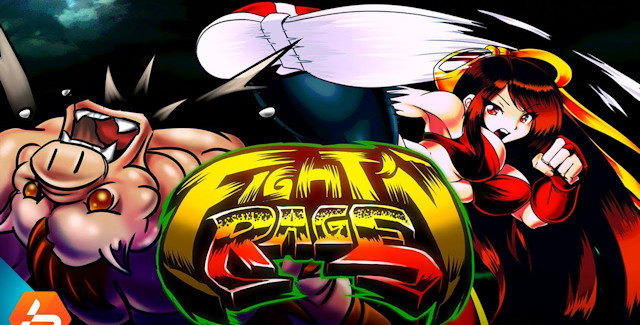 Fight'N Rage game release