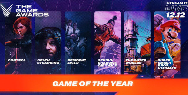 The Game Awards 2019 Winners