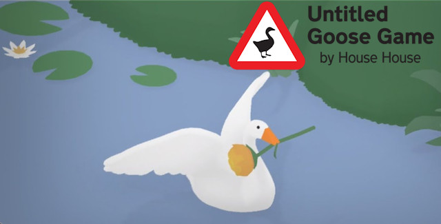 Untitled Goose Game Flowers Locations Guide