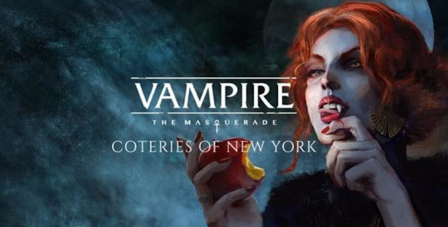 Vampire: The Masquerade – Coteries of New York release