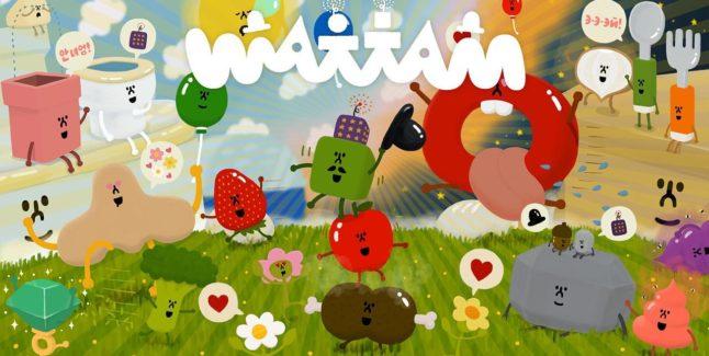 Wattam game release