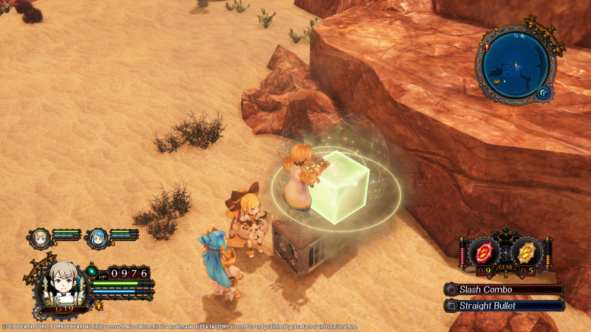 Arc of Alchemist Screen 6