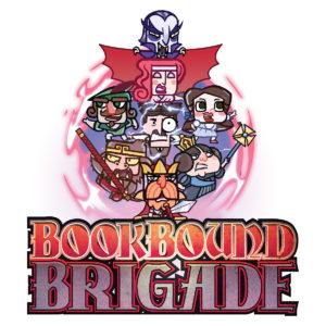 Bookbound Brigade Character Art