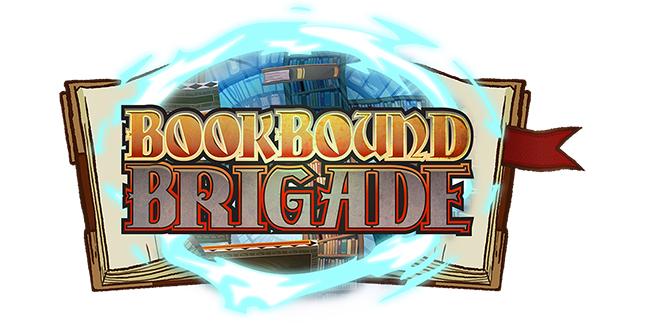 Bookbound Brigade Logo