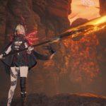 Code Vein Hellfire Knight Screen 1